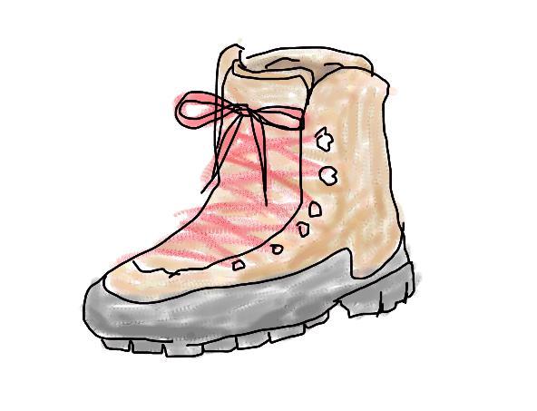 登山靴(トレッキングシューズ)