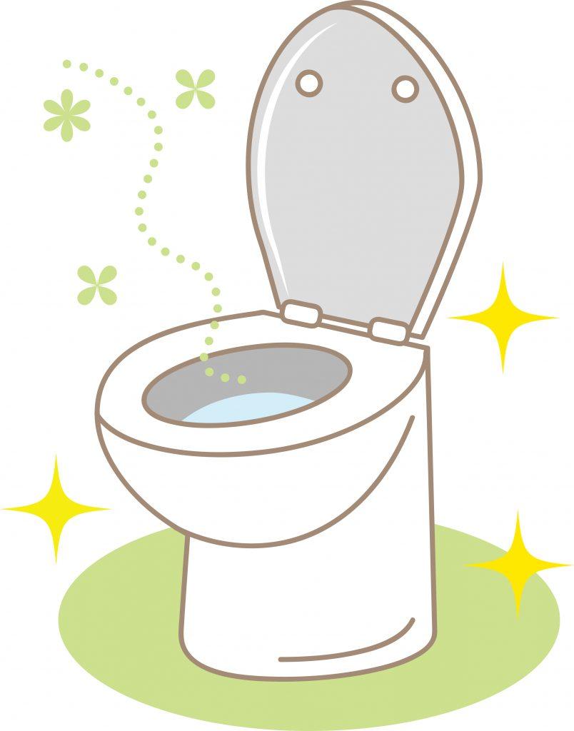 トイレがあるだけで幸せ。水洗なら奇跡