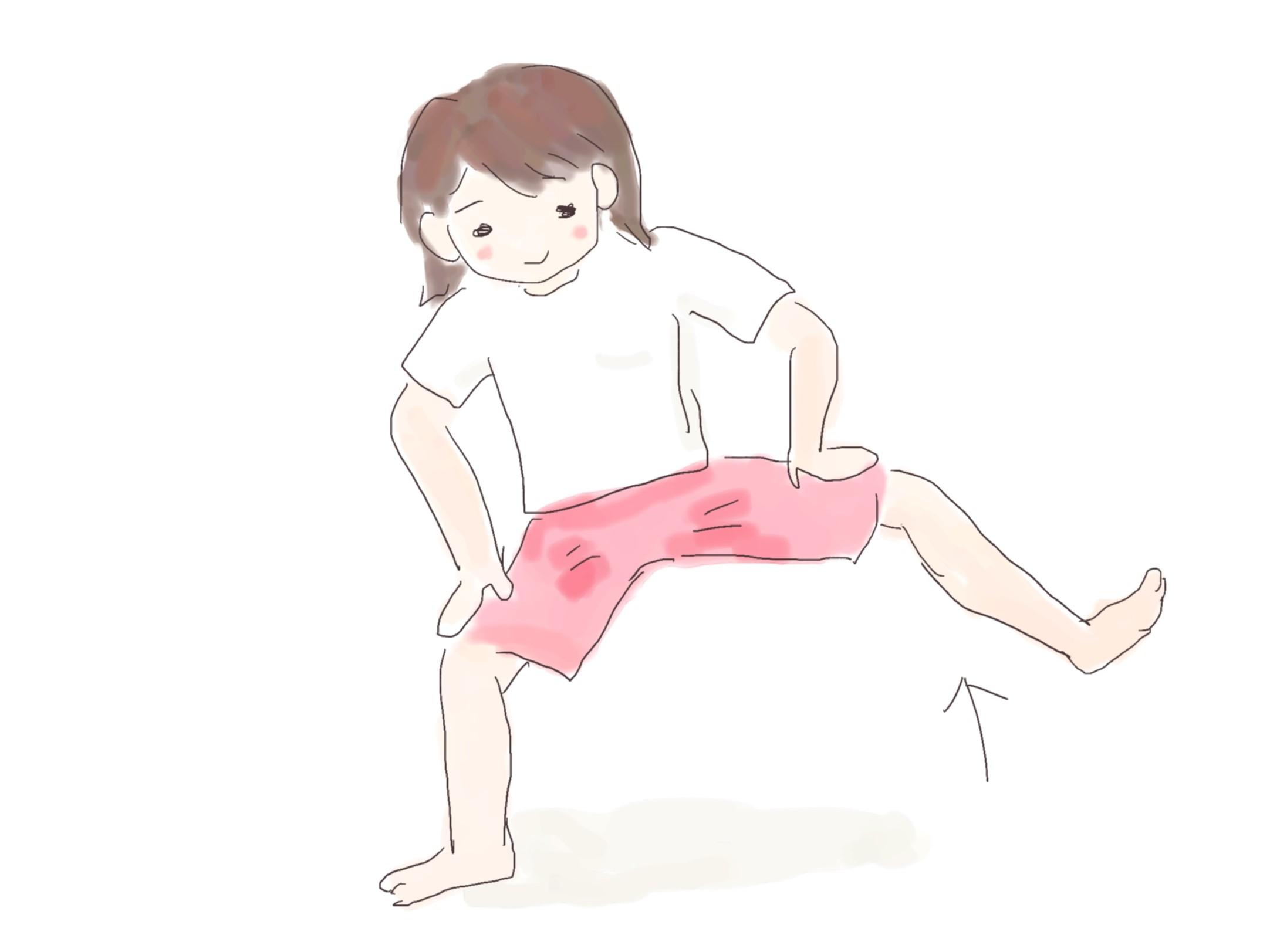 四股踏みは万能のエクササイズ